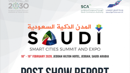 Post Show Report Smart Cities Summit and Expo, Saudi Arabia