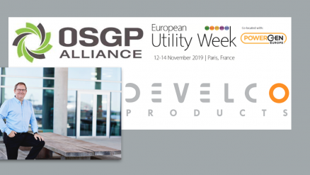 Develco Products to take part in OSGP Alliance Pavilion at EUW