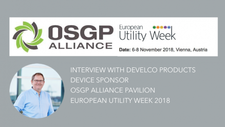 Interview with Develco Products, Device Sponsor, OSGP Alliance Pavilion, European Utility Week