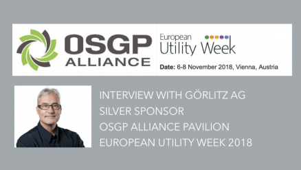 Interview with GÖRLITZ AG, Silver Sponsor, OSGP Alliance Pavilion - European Utility Week 2018
